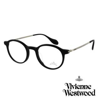 【Vivienne Westwood】英國Anglomania英倫簡約光學眼鏡(黑 AN341M01)真心推薦  Vivienne Westwood