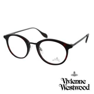 【Vivienne Westwood】英國Anglomania英倫簡約光學眼鏡(玳瑁 AN345M03)強力推薦  Vivienne Westwood