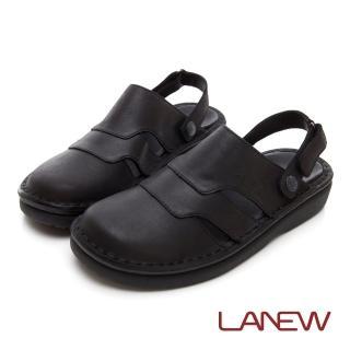 【La new】雙密度PU涼鞋(男224055034)  La new