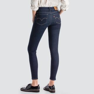 【LEVIS】鉛筆褲 / 710 中腰超緊身窄管 / 超彈力布料  LEVIS
