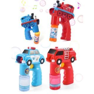 【17mall】兒童電動聲光音樂泡泡槍附贈泡泡水(3款可選)強力推薦  17mall