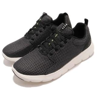 【SKECHERS】慢跑鞋 Marauder 運動 男鞋 低筒 輕量 透氣 舒適 緩震 穿搭 黑 白(52832BKW)強力推薦  SKECHERS