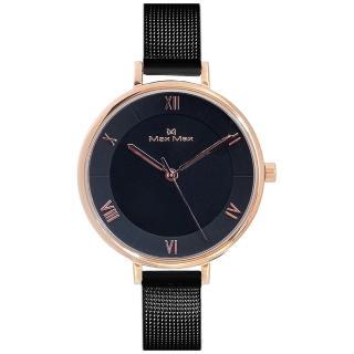 【Max Max】氣質絕美時尚米蘭帶腕錶(MAS7028-1)真心推薦  Max Max