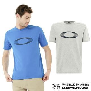 【Oakley】ELLISPE TEE(男款大LOGO印花短T恤) 推薦  Oakley