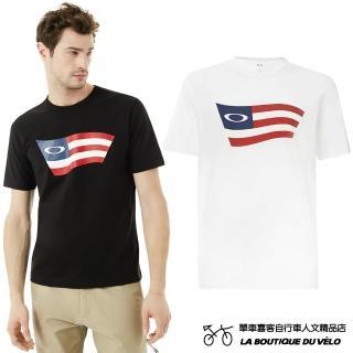 【Oakley】FLAG TEE(男款國旗印花短T恤)推薦折扣  Oakley