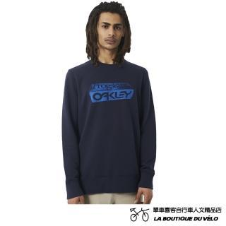 【Oakley】FS CREW FLEECE TEE(男款長袖T恤)強力推薦  Oakley