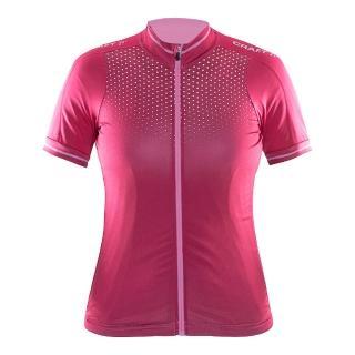 【瑞典 CRAFT】Glow 女用自行車衣 1903265 [粉紫](瑞典 機能 排汗 車衣 女用)強力推薦  瑞典 CRAFT