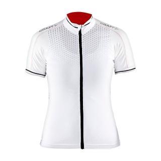 【瑞典 CRAFT】Glow 女用自行車衣 1903265 [白色](瑞典 機能 排汗 車衣 女用)  瑞典 CRAFT