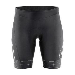 【瑞典 CRAFT】Belle Glow 女用自行車短褲 1904974 [黑色](瑞典 機能 排汗 車褲 女用)  瑞典 CRAFT