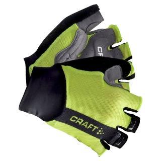【瑞典 CRAFT】Puncheur 自行車手套 1902594 [黃/黑](瑞典 機能 排汗 手套 通用 自行車 人身部品)  瑞典 CRAFT