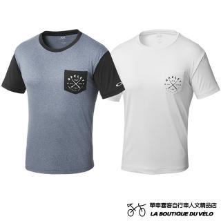 【Oakley】RASH POCKET TEE(亞洲身型剪裁 防曬 吸濕排汗布料 男款短T恤) 推薦  Oakley
