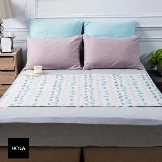 【HOLA】莫莉冷凝雙人床墊90x140cm推薦折扣  HOLA