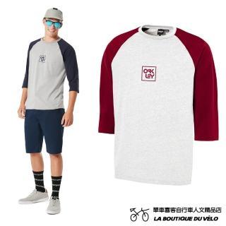 【Oakley】FS 3/4 RAGLAN TEE(男款七分袖T恤)  Oakley
