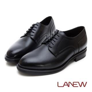 【La new】NEW MAN系列 內增高紳士鞋(男224030530) 推薦  La new
