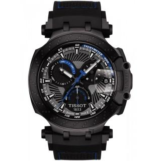 【TISSOT 天梭】T-RACE THOMAS LUTHI 2018 限量版賽車錶(T1154173706102)