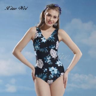 【小薇的店】泳之美品牌時尚三角連身泳裝(NO.61066) 推薦  小薇的店