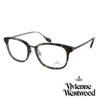 【Vivienne Westwood】英國Anglomania英倫簡約光學眼鏡(大理石紋 AN346M02 12HR)  Vivienne Westwood