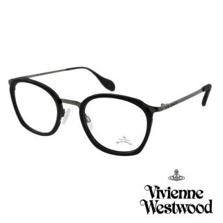 【Vivienne Westwood】英國Anglomania英倫簡約光學眼鏡(黑 AN347M01 12HR)推薦折扣  Vivienne Westwood