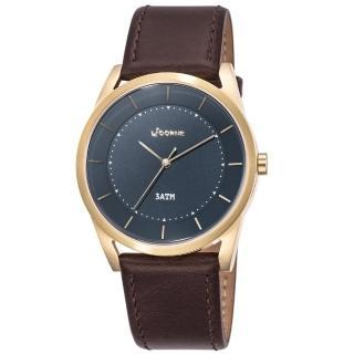 【LICORNE】力抗 平衡系列 經典美學手錶(灰黑/深咖啡 LT129MKUD) 推薦  LICORNE