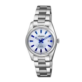 【LICORNE】力抗 都會款 簡約風格手錶(白/銀 LT132LWWI-N)真心推薦  LICORNE