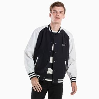 【LEVIS】棒球外套 男裝 / 立體刺繡LOGO / Sportswear  LEVIS