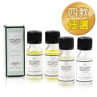 【H&W 英倫薇朵】室內香薰精油15ml(4款任選)好評推薦  H&W 英倫薇朵