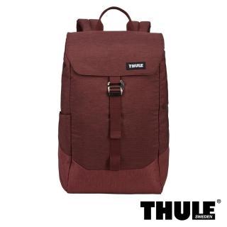 【Thule 都樂】Lithos 16L 15 吋電腦後背包(酒紅)好評推薦  Thule 都樂