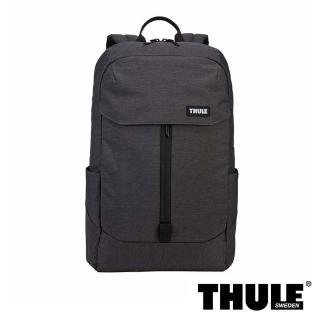【Thule 都樂】Lithos 20L 15.6 吋電腦後背包(黑色) 推薦  Thule 都樂