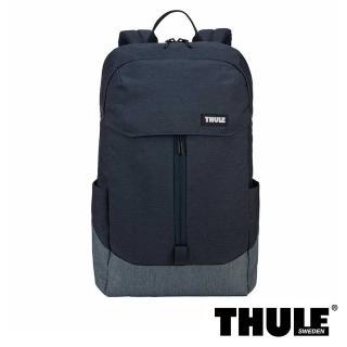 【Thule 都樂】Lithos 20L 15.6 吋電腦後背包(灰藍)  Thule 都樂
