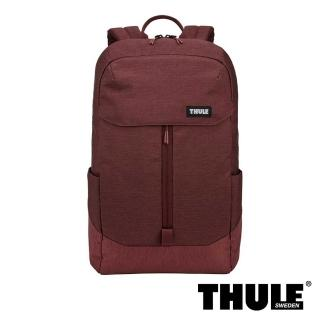 【Thule 都樂】Lithos 20L 15.6 吋電腦後背包(酒紅)  Thule 都樂