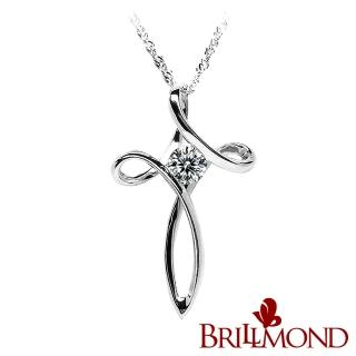 【BRILLMOND JEWELRY】聖潔10分真鑽墜(10分天然美鑽)  BRILLMOND JEWELRY
