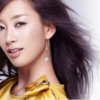 【梨花HaNA】韓國極簡系列925銀針單顆珍珠耳線耳環真心推薦  梨花HaNA