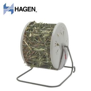【HAGEN 赫根】滾輪式三用牧草球(61770)  HAGEN 赫根