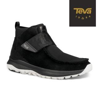 【TEVA】男 Peralta Chukka 高筒戶外休旅鞋(黑-TV1097772BLK) 推薦  TEVA