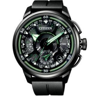 【CITIZEN 星辰】北極光光動能衛星對時腕錶(CC7005-16E)  CITIZEN 星辰