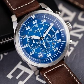 【CITIZEN 星辰】高貴騎士光動能腕錶(CA4210-41L)  CITIZEN 星辰