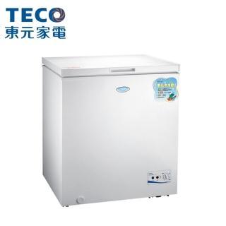【TECO 東元】138公升 上掀式單門冷凍櫃(RL1417W)好評推薦  TECO 東元