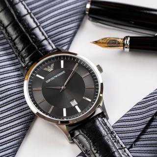 【EMPORIO ARMANI】頂級都會時尚精品錶(AR2411)強力推薦  EMPORIO ARMANI