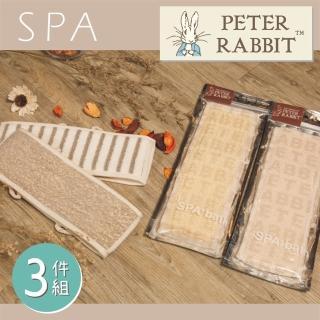 【PETER RABBIT 比得兔】SPA潔膚沐浴澡條3入組(專櫃精品)強力推薦  PETER RABBIT 比得兔