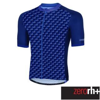 【ZeroRH+】義大利 Passion_B 男仕專業自行車衣(深藍 ECU0562_84T)  ZeroRH+