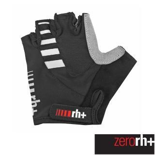 【ZeroRH+】義大利 Joshua 專業自行車手套(黑色 ECX9105_R90)強力推薦  ZeroRH+