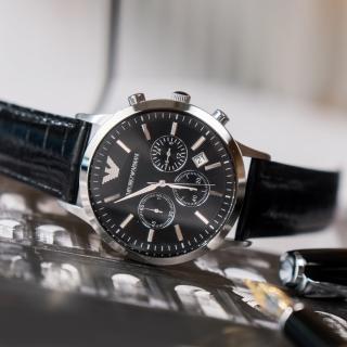 【EMPORIO ARMANI】個性型男時尚精品錶(AR2447)  EMPORIO ARMANI