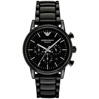 【EMPORIO ARMANI】榮耀時刻精品陶瓷錶(AR1507)  EMPORIO ARMANI