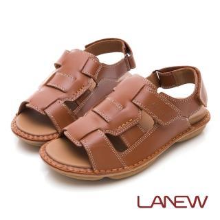 【La new】輕量Q彈 涼鞋(男224055201)強力推薦  La new