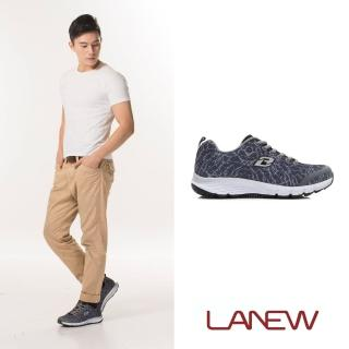 【La new】輕量慢跑鞋(男224610430)強力推薦  La new