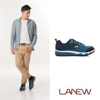 【La new】輕量慢跑鞋(男224610570)好評推薦  La new