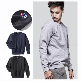 【Champion】運動潮牌CHAMPION BASIC冠軍圓領大學T 高磅 保暖刷毛推薦折扣  Champion