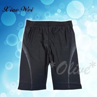 【小薇的店】舒沛品牌時尚大男七分泳褲(NO.S8811)推薦折扣  小薇的店