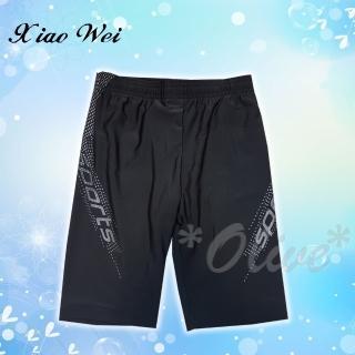 【小薇的店】舒沛品牌時尚大男七分泳褲(NO.S8808)  小薇的店
