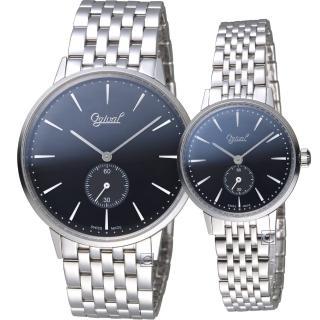 【Ogival 愛其華】今生今世薄型簡約對錶(1930MS-1930LS)  Ogival 愛其華